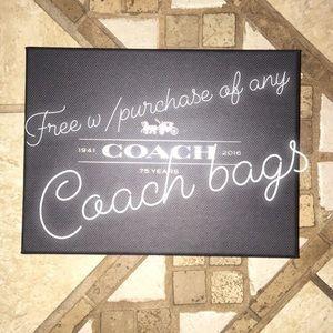 Decorative Coach box.